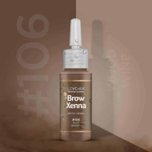 BrowXenna 106 Dust Brown