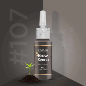 BrowXenna 107 Dark Earth