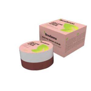 BrowXenna Enzymatyczny peeling