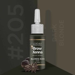 BrowXenna 205 Dark Blond