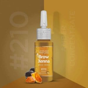 BrowXenna 210 Amber Concentrate